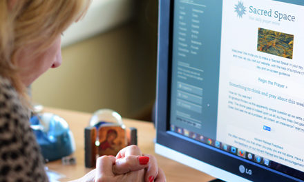 Сайт «Прастора малітвы»: магчымасць штодзённай малітвы анлайн
