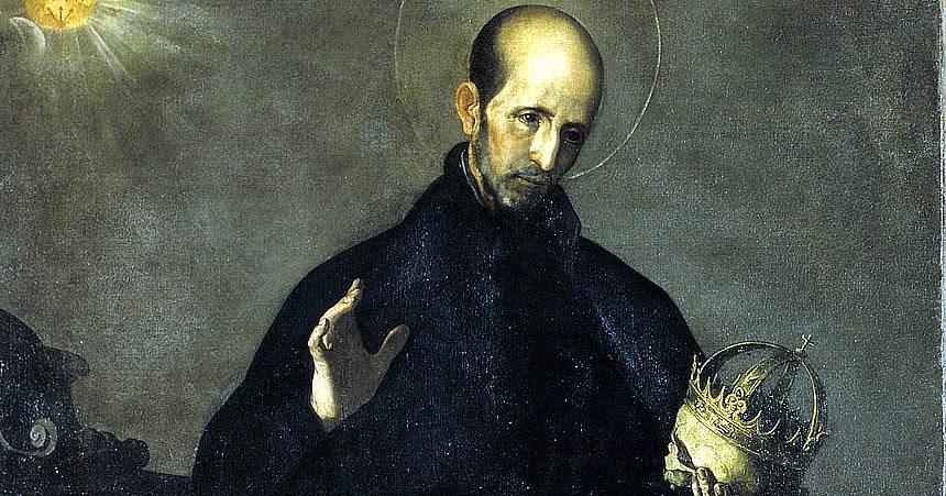 Св. Францішак Борджа (1510-1572)
