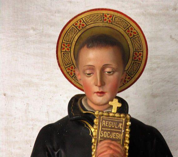 Св. Ян Бэрхманс (1599-1621)