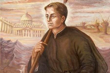 Св. Станіслаў Костка (Stanislaus Kostka 1550-1568)