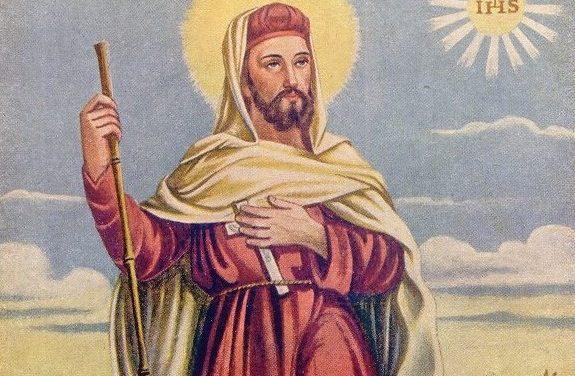 Св. Ян дэ Брыта (1646 -1693)