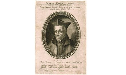 Быць слугою: малітва св. Пятра Фабэра SJ