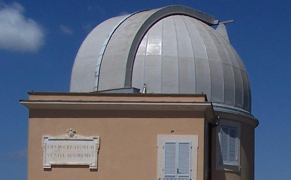 Папскі астраном пра зацьменне Месяца