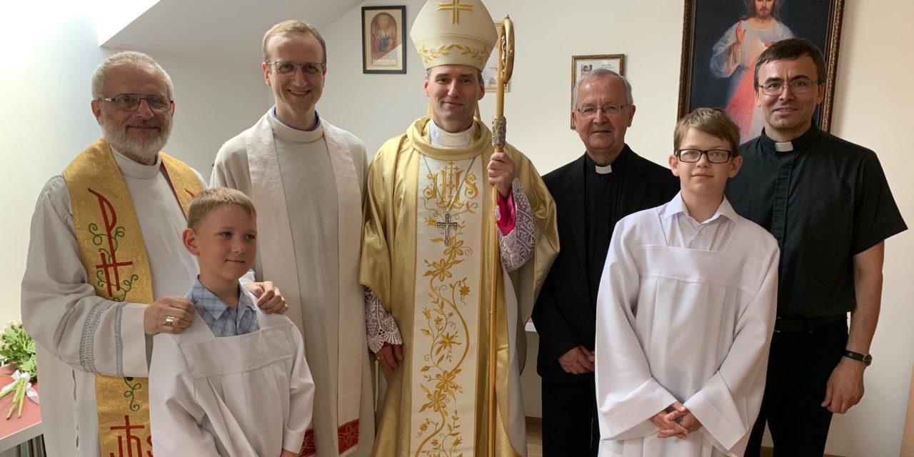 Папаўненне езуіцкай супольнасці ў Віцебку