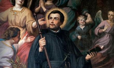 Святы Пётр Фабэр (1506-1546)