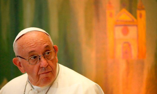 Францішак да ірландскіх езуітаў: дапамагайце загоіць раны
