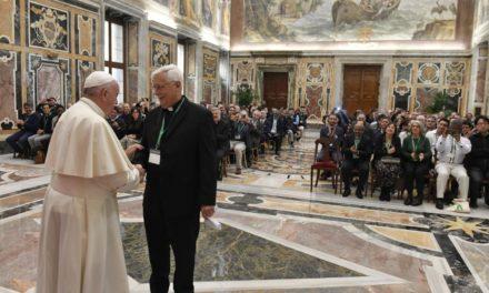Папа да езуітаў: давайце надзею, перамяняйце свет