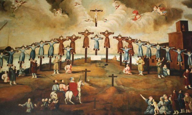 Святы Павел Мікі (Paul Miki) (1564-1597)