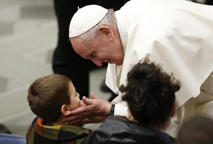 Пяць урокаў Папы Францішка. Учынкі, якія вучаць лепш, чым словы