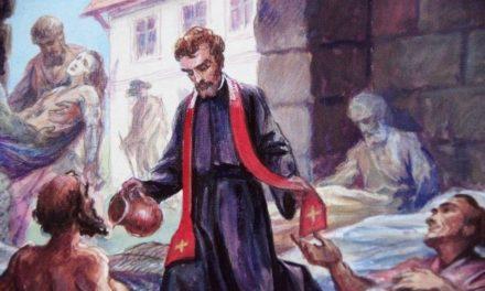 Навэнна да святога Андрэя Баболі аб спыненні каранавірусу