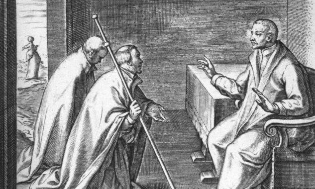 """Як Бог суправаджаў Ігнацыя: парадыгма для нас у """"дапамозе душам"""""""