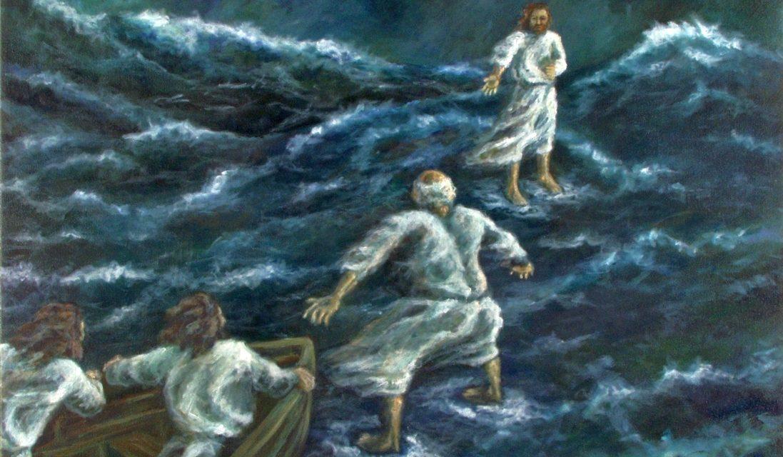 Сустрэць страх – і збаўленне