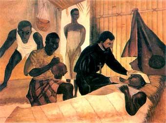 Св. Пётр Клявэр (Pedro Claver) (1580-1654)