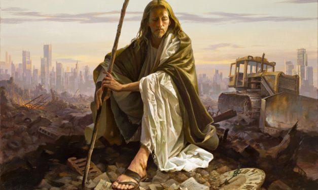 Спакусы Езуса і нашыя