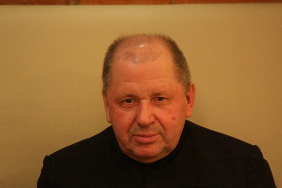 Айцец Казімір Жыліс SJ (1945-2021)