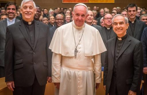 Пасланне Папы Францішка на Ігнацыянскі год