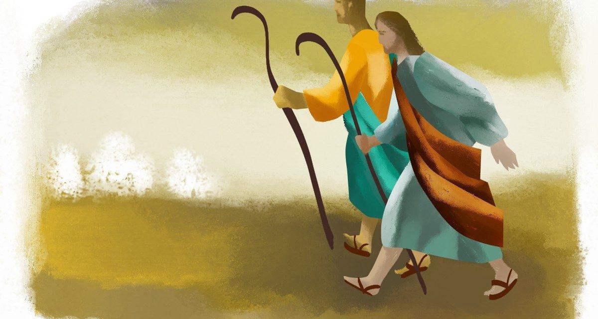 Пасланыя ў свет, як Езус
