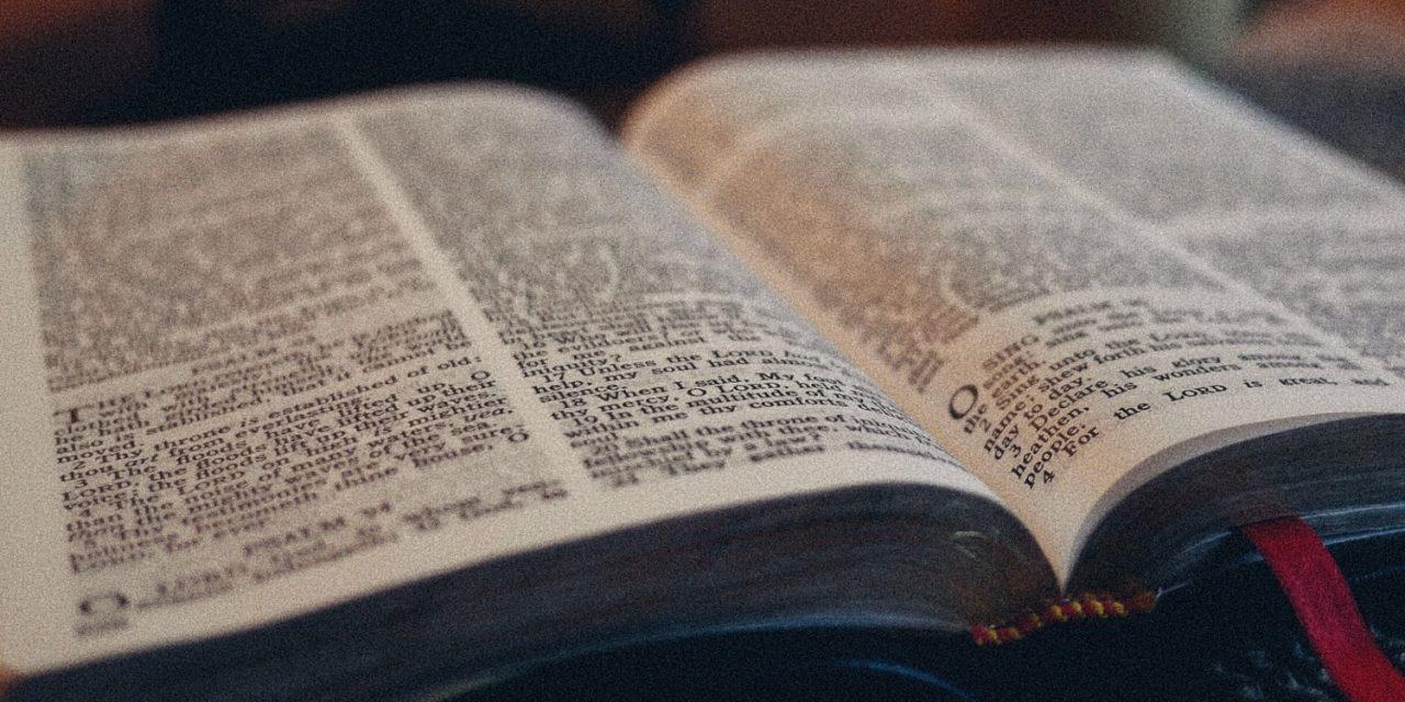 Як Чытаць Біблію ў духу малітвы